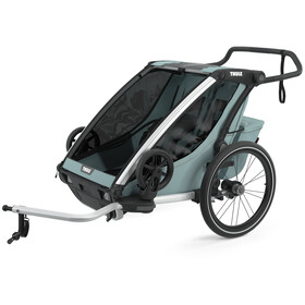 Thule Chariot Cross 2 Bike Trailer, alaska